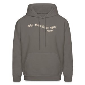 Magnificent Mile Chicago - Men's Hoodie