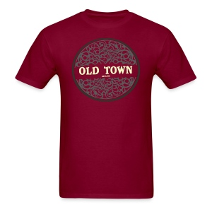 Old Town Chicago - Men's T-Shirt