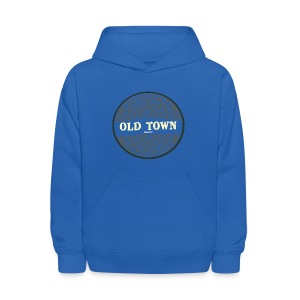 Old Town Chicago - Kids' Hoodie