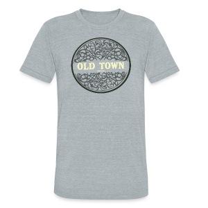 Old Town Chicago - Unisex Tri-Blend T-Shirt