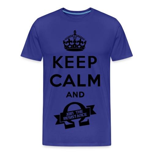 Join The Resistance T-Shirt! - Men's Premium T-Shirt