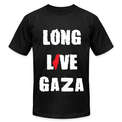 Long Live Gaza  - Men's Fine Jersey T-Shirt