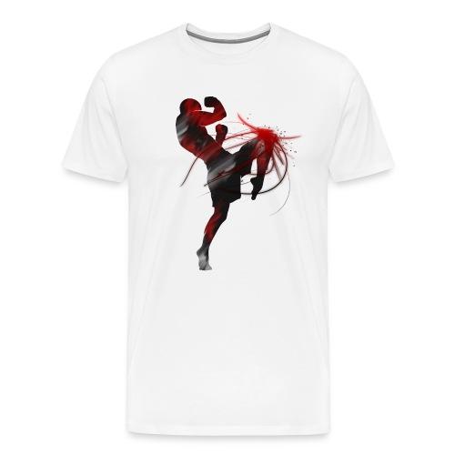 Muay Thai - Men's Premium T-Shirt