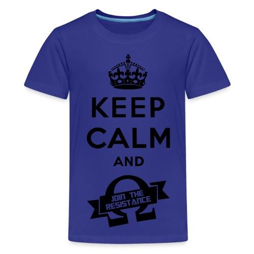 Join The Resistance T-Shirt! - Kids' Premium T-Shirt