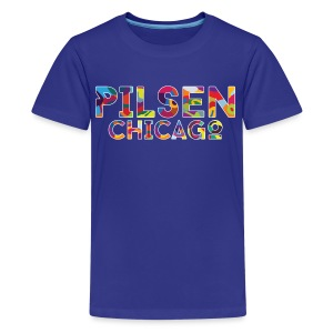 Pilsen Chicago - Kids' Premium T-Shirt