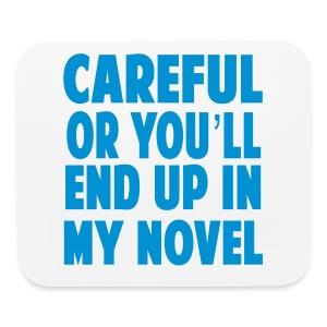 My Novel - Mouse pad Horizontal