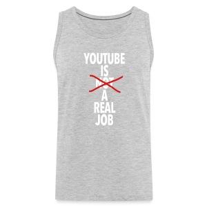 Real Job - Men's Premium Tank