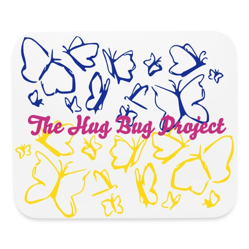 The Hug Bug Project Mousepad - Mouse pad Horizontal