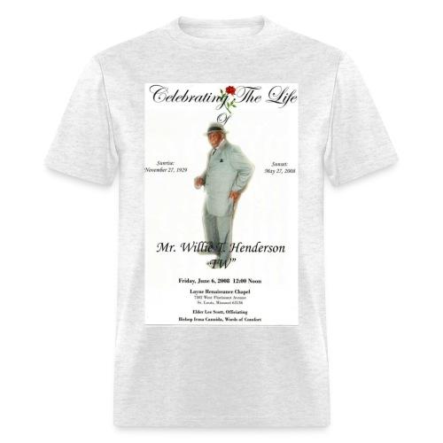 Celebrating - Men's T-Shirt