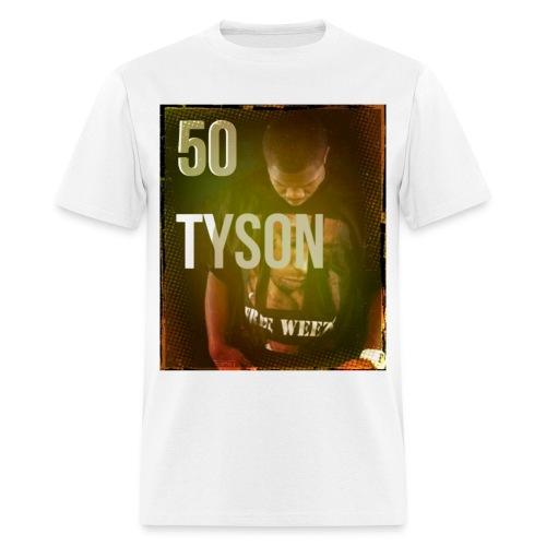 50 Tyson - Men's T-Shirt