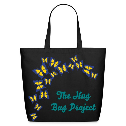 The Hug Bug Project Bag - Eco-Friendly Cotton Tote