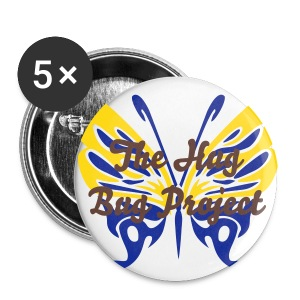 The Project Pin - Large Buttons