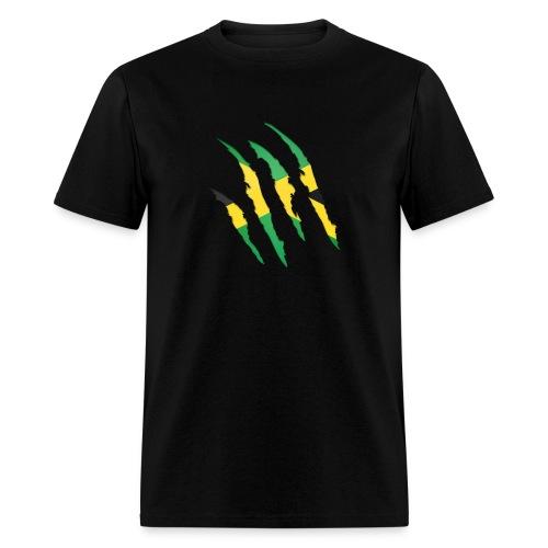 Jamaican Inside - Men's T-Shirt