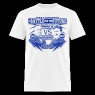 T-Shirts ~ Men's T-Shirt ~ Tesla Vs Edison shirt