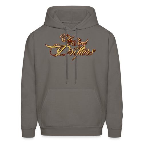 Old skool drifters hoodie - Men's Hoodie