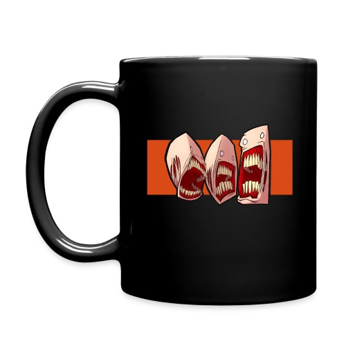 Full Color Mug - It would please me greatly if you meatbags purchased my products.