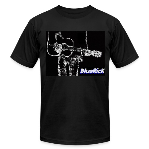 BlueRick Tee - Men's Fine Jersey T-Shirt