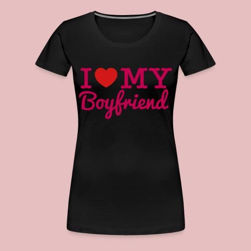 girl printed shirt - Women's Premium T-Shirt