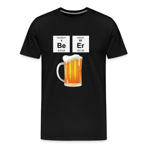 BeEr T-Shirt - Men's Premium T-Shirt