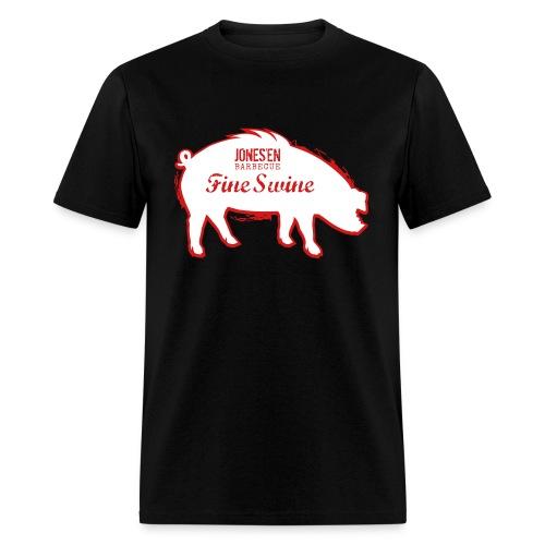 Fine Swine - Men's T-Shirt