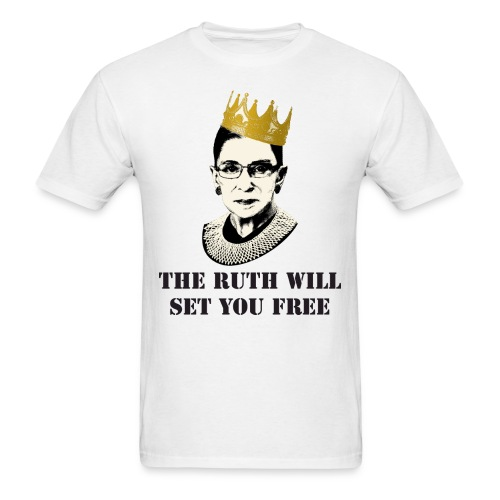 The Ruth Will Set You Free - Men's T-Shirt