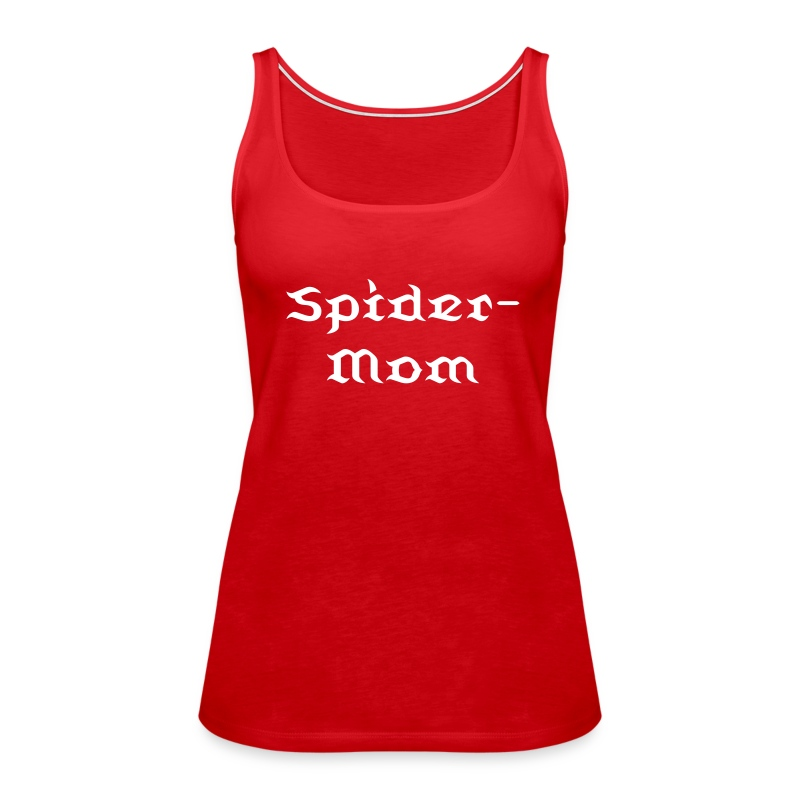Spider-Mom - Women's Premium Tank Top