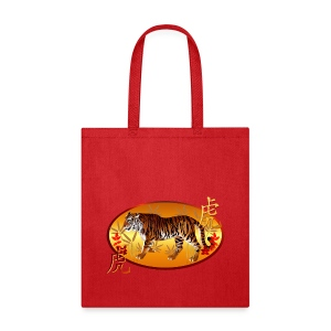 Year Of The Tiger - Tote Bag