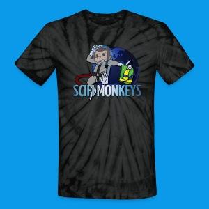 SFM Tie Dye Tee [Unisex] - Unisex Tie Dye T-Shirt