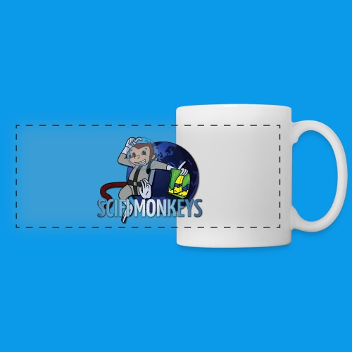 SFM Coffee Mug White - Panoramic Mug
