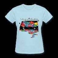 Women's T-Shirts ~ Women's T-Shirt ~ Road trip Women's T-Shirt