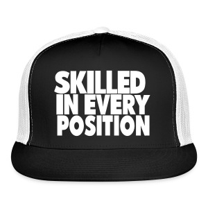 SkilledPosition - Trucker Cap
