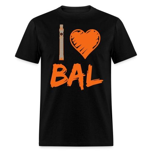 I (Bromo Tower) Love Baltimore - Men's T-Shirt
