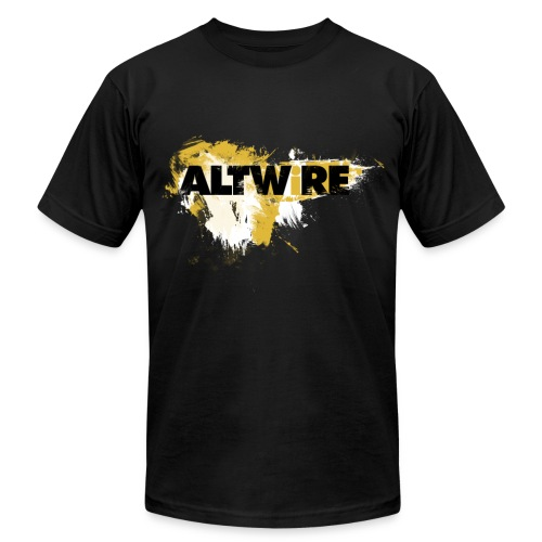 AltWire Paint Splatter - Men's  Jersey T-Shirt