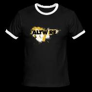 T-Shirts ~ Men's Ringer T-Shirt ~ AltWire Paint Ringer (Men's)