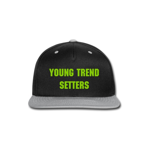 Young Trend Setters Snapback - Snap-back Baseball Cap