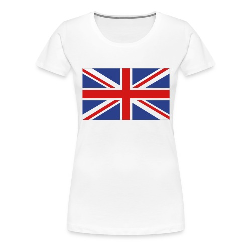 Union Jack - Women's Premium T-Shirt