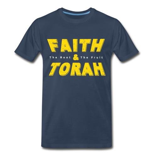 Faith And Torah T-Shirts - Men's Premium T-Shirt