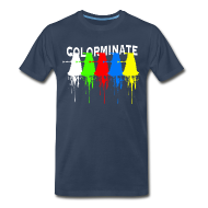T-Shirts ~ Men's Premium T-Shirt ~ colorminate