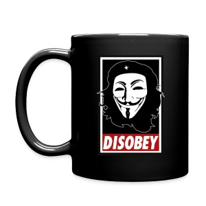 Anonymous Disobey Che - Full Color Mug