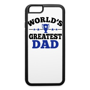 World's Greatest Dad - iPhone 6/6s Rubber Case