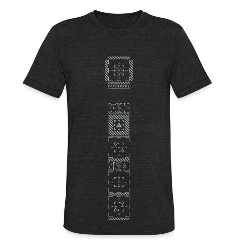 GEODUSTRIAL TRI-BLEND T-SHIRT BY AMERICAN APPAREL - Unisex Tri-Blend T-Shirt