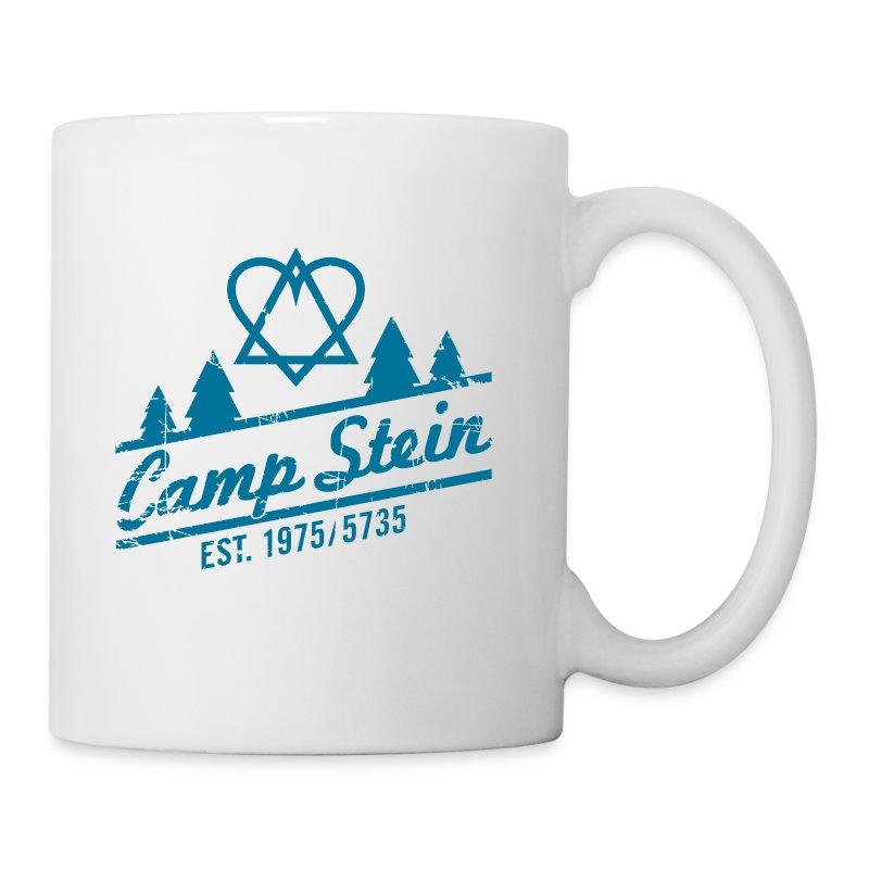 CampStein_logo_rough_1 - Coffee/Tea Mug