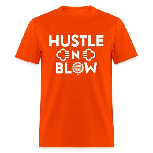 BC - Hustle and Blow - Men's T-Shirt