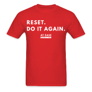 T-Shirts ~ Men's T-Shirt ~ Reset.
