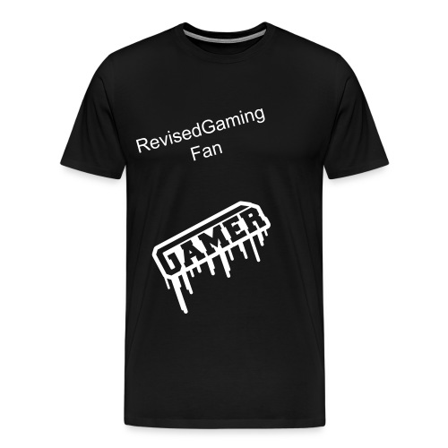 RevisedGaming-GamerT-Shirt - Men's Premium T-Shirt