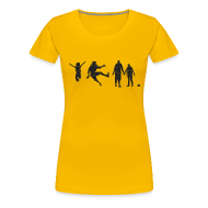 Women's T-Shirts ~ Women's Premium T-Shirt ~ You Enjoy Myself
