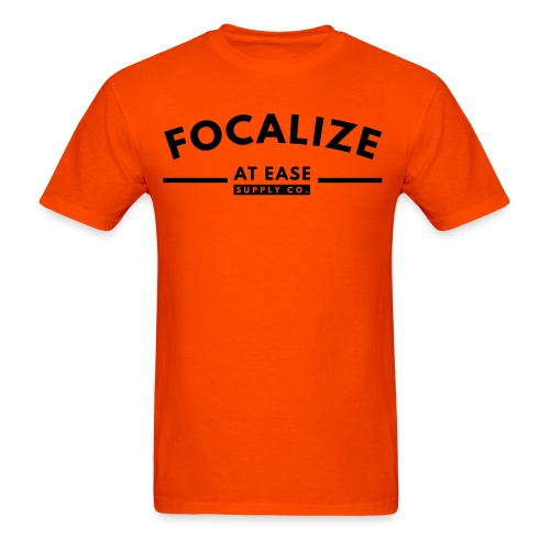 Focalize - Men's T-Shirt