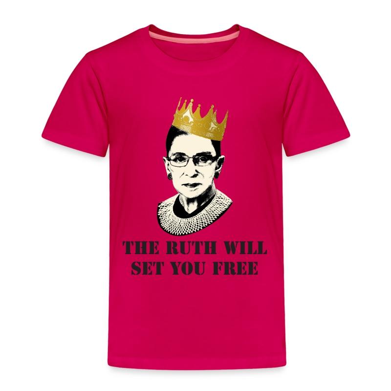 ruth - Toddler Premium T-Shirt