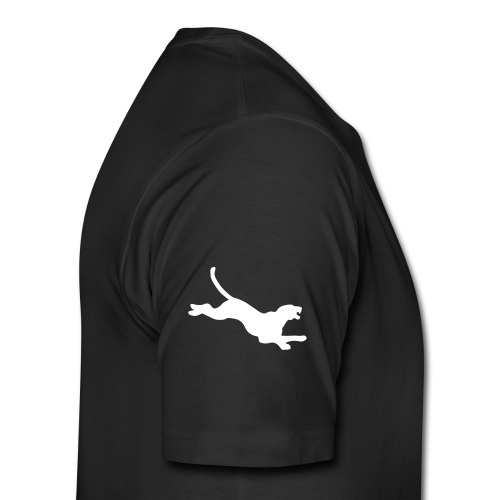 Too Fly Black Tee - Men's Premium T-Shirt