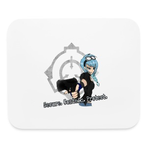 SCP - Angel Mousepad - Mouse pad Horizontal